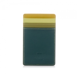 [Mywalit] N/S Credit Card Holder / Evergreen (128-105)