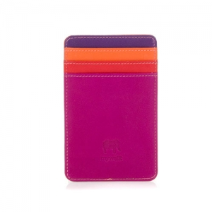 [Mywalit] N/S Credit Card Holder / Sangria Multi (128-75)