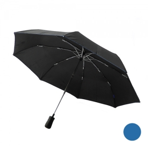 [ARAON] Auto Close UMBRELLA 아라온 3단 자동 우산 - Blue(블루) - ARA701NB