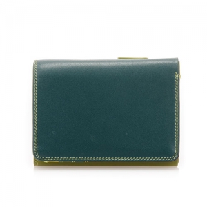 [Mywalit] Medium Tri-fold Wallet / Evergreen (106-105)