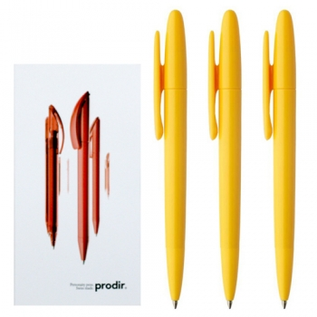 [PRODIR] DS05 Twist Ball Pen 3개 SET - PRDS05TPP_Y3