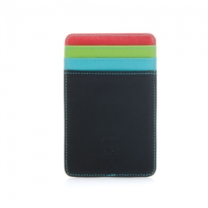 [Mywalit] N/S Credit Card Holder / Black Pace (128-4)