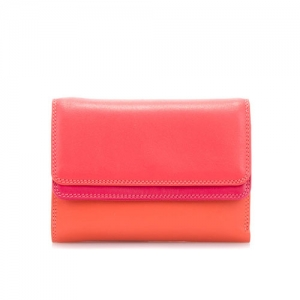 [Mywalit] Double Flap Purse/Wallet / Candy (250-24)